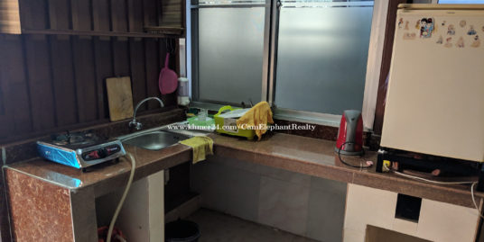 Nice Furnished Studio Room with washing machine BKK2