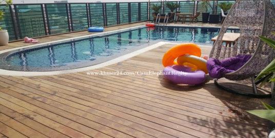 Pool Gym Serviced Apartment 1Bedroom BKK3