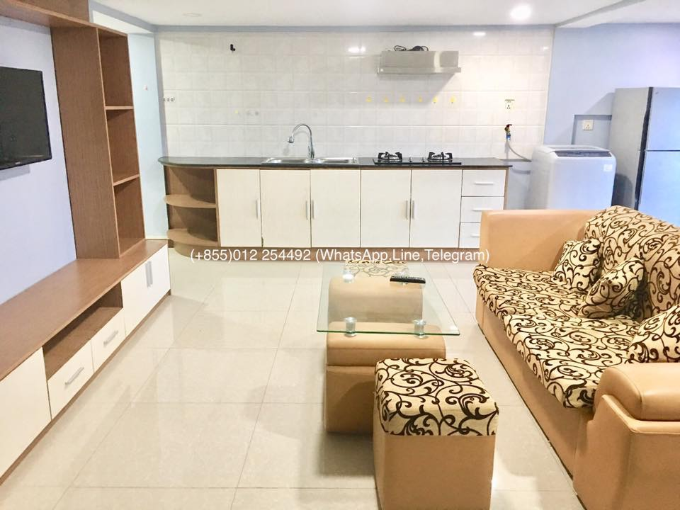 1 Bed 1 Bath Western Fully Furnished Apartment for Rent,CIA