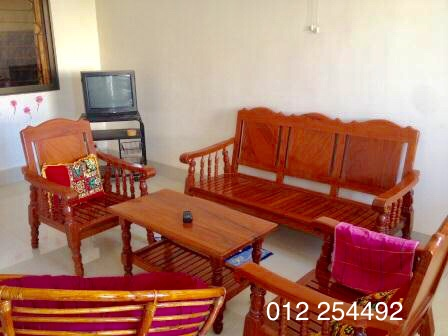2 Beds 2 Baths Fully Furnished Apartment for Rent,Tuol Kork