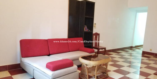 Nice Furnished Apartment 3bedrooms with balcony BKK2 near Olympic
