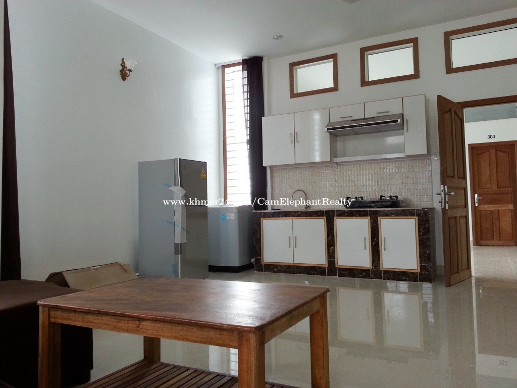 Terrace Western Apartment 2Bedrooms+2btahs BKK3 $550