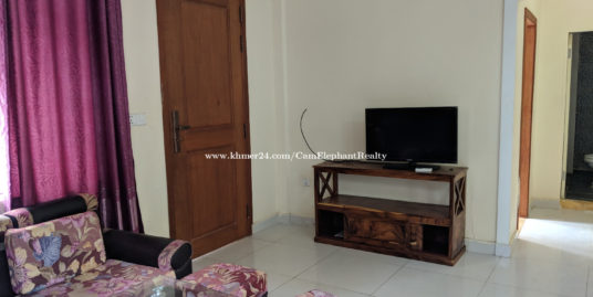 ice Furnished 2Bedroom Apartment with balcony BKK3