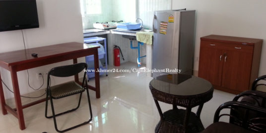 Nice Furnished Apartment 1Bedroom with balcony Boeng Keng Kang2 $300