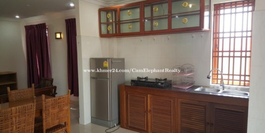Nice Furnished Apartment 2bedroom+2baths balcony Russian Market