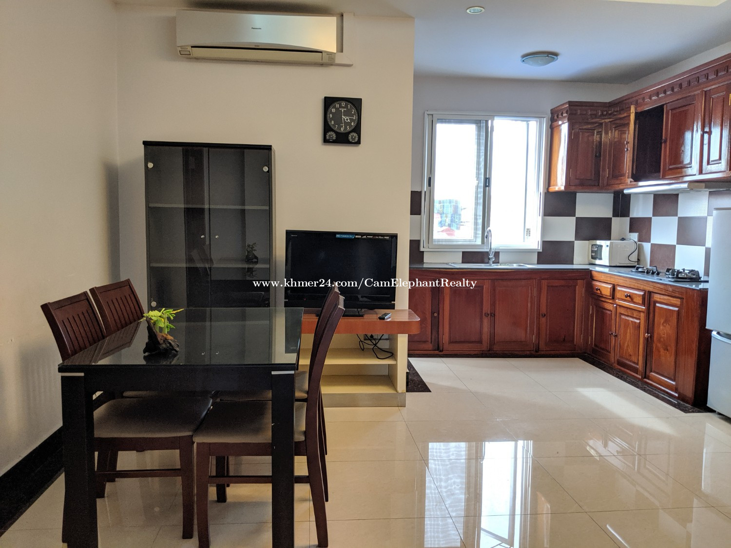 Nice Gym Terrace with Garden 1Bedroom Apartment near Olympia Mall $400