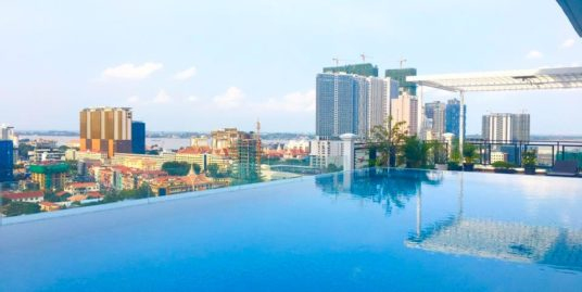 New!!!Promotion !!! 2 Beds 2 Baths Swimming Pool Gym Service Apartment for Rent,Riverside