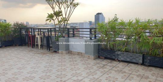Western Serviced Apartment 1Bedroom *elevator near Sovanna mall $420