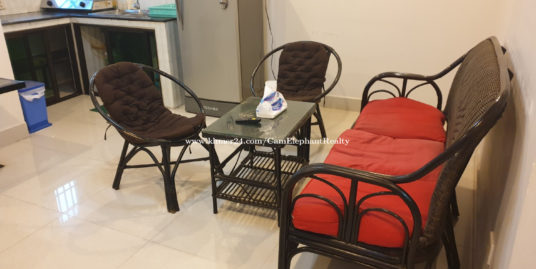 Nice Clean Furnished Apartment 1bedroom with balcony BKK2 $260
