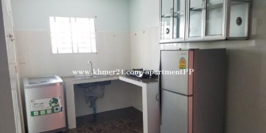 Nice Clean Furnished Apartment Studio room with balcony BKK3