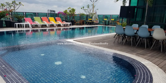 Pool Gym Sky bar Serviced Apartment 2bedrooms BKK3 $800
