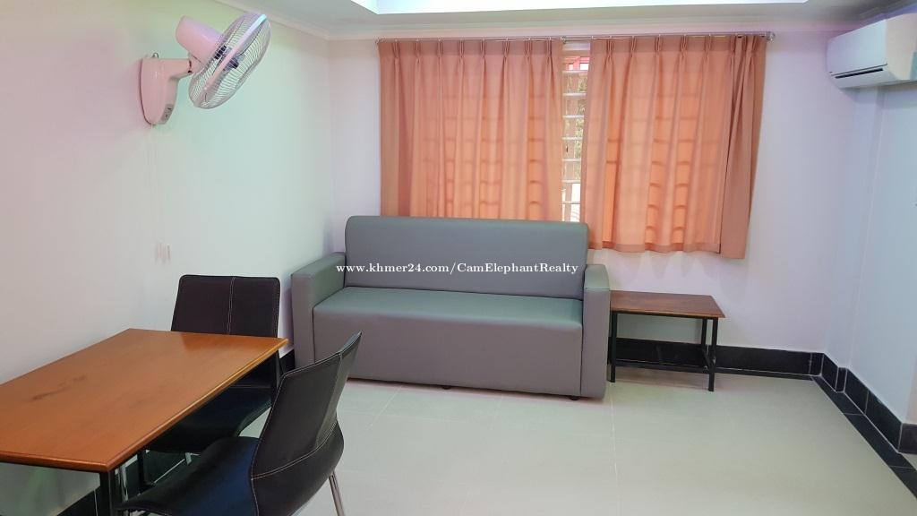 Western Apartment 1Bedroom *elevator Toul Kork area $330
