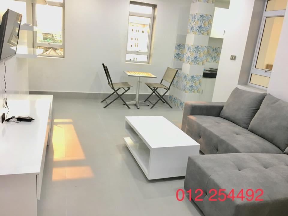 1 Bedroom  Western Apartment For Rent In Phnom Penh,near Mondial Center