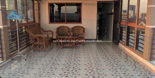Terrace Western Apartment 1bedroom BKK2 near Monviong blvd $300