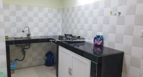 Nice clean furnished Apartment 1bedroom with balcony BKK2 near Olympic $260