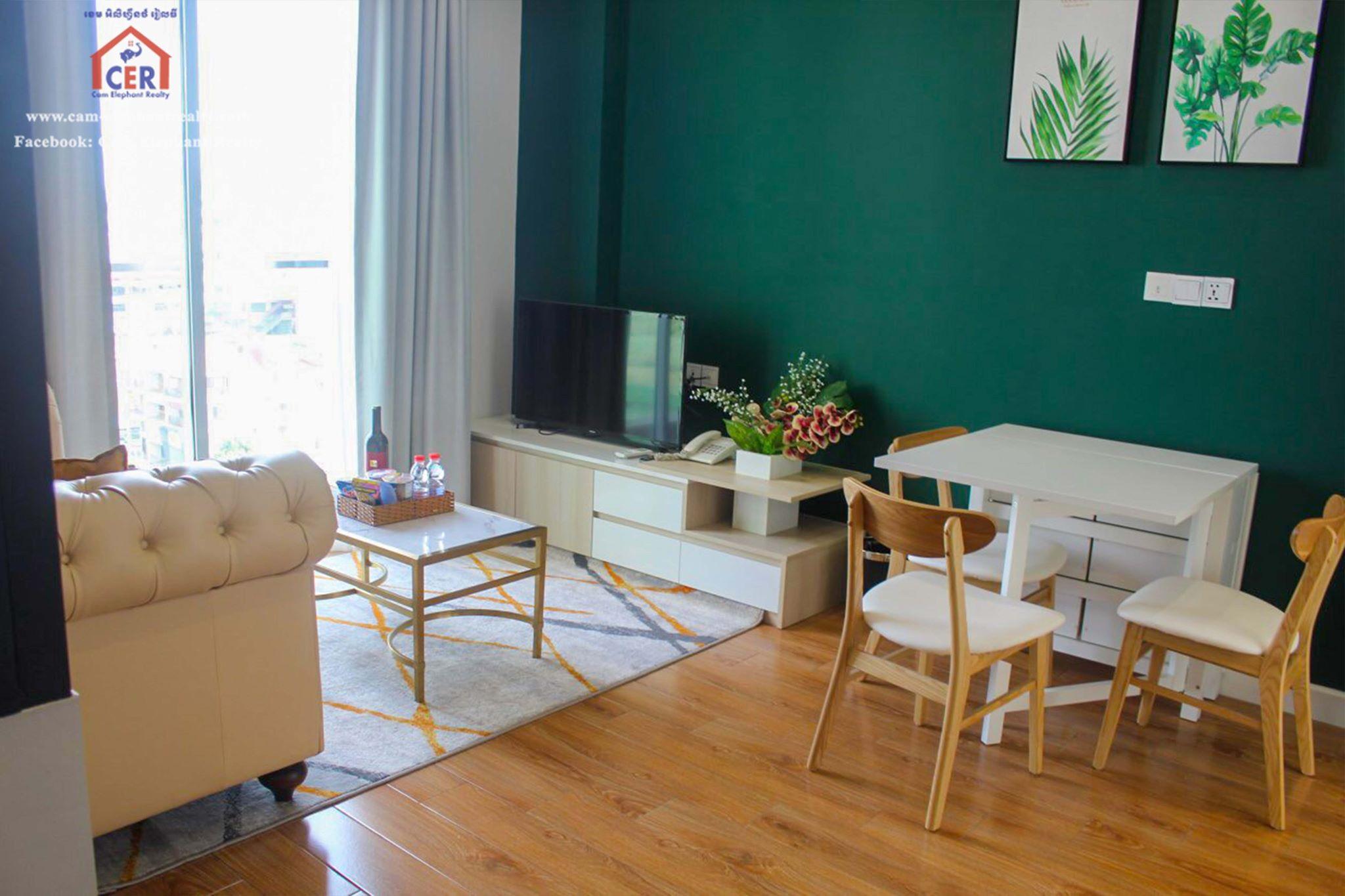 Apartment for Rent near BKK1