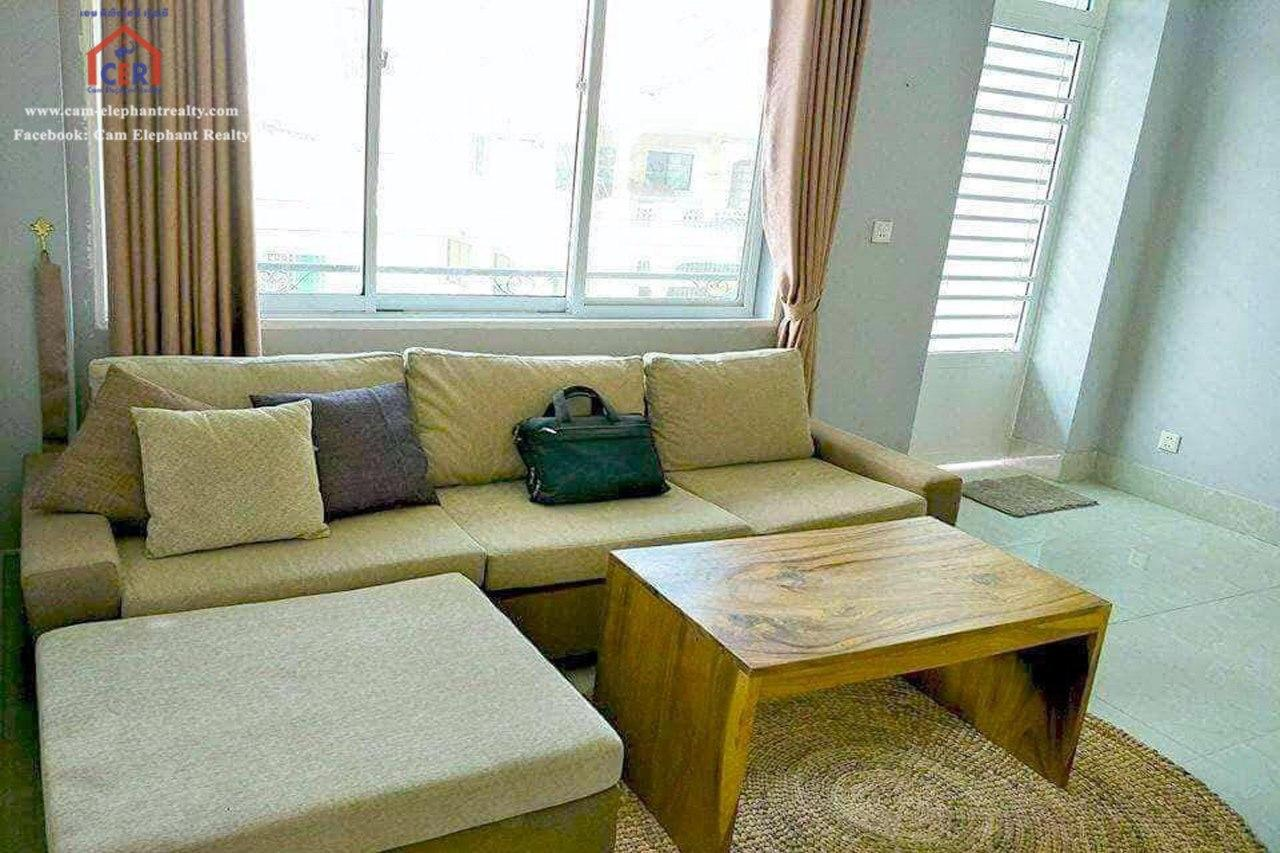 Apartment for Rent near BKK3