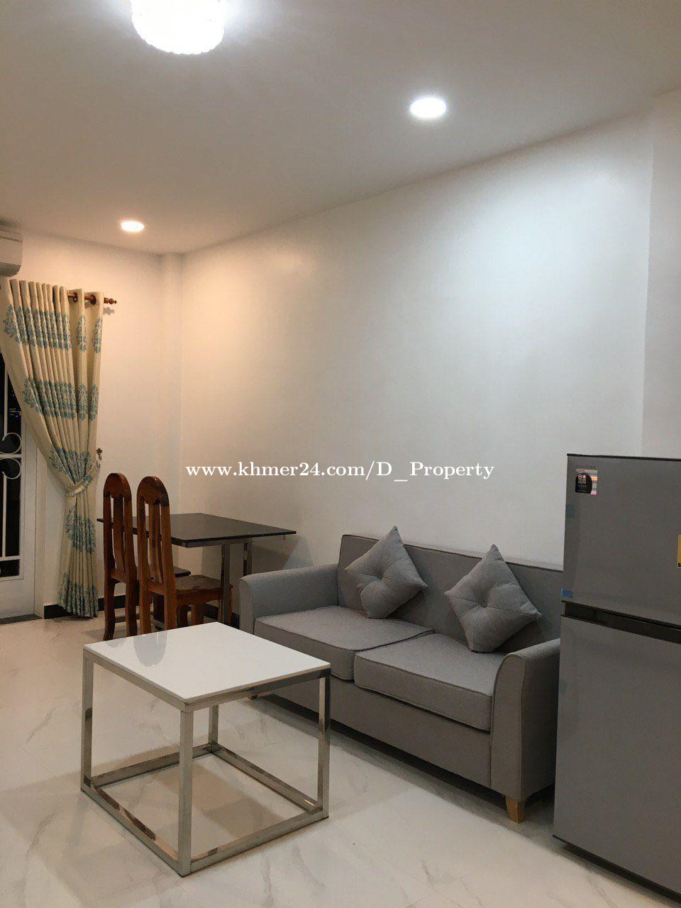Apartment for Rent at Boeng Prolit