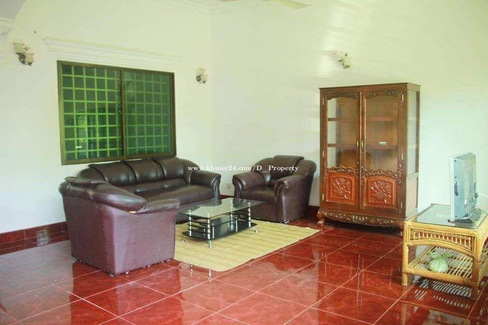 House for Rent at Tonle Bassac
