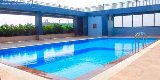 2 Beds 2 Baths Pool&Gym Service Apartment for Rent,CIA