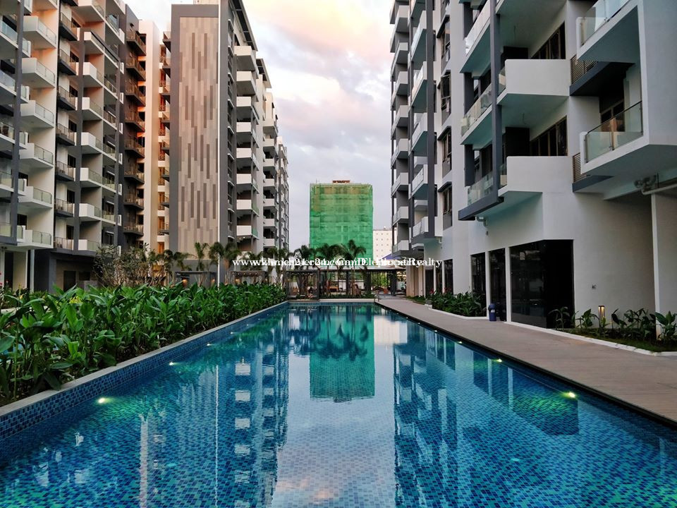Brand New Condominium for Rent 2Bedrooms near CIA school St 2004