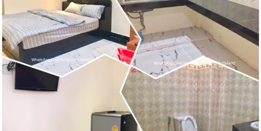 1 Bed 1 Bath Nice Furnished Apartment For Rent,Boeng Tompun
