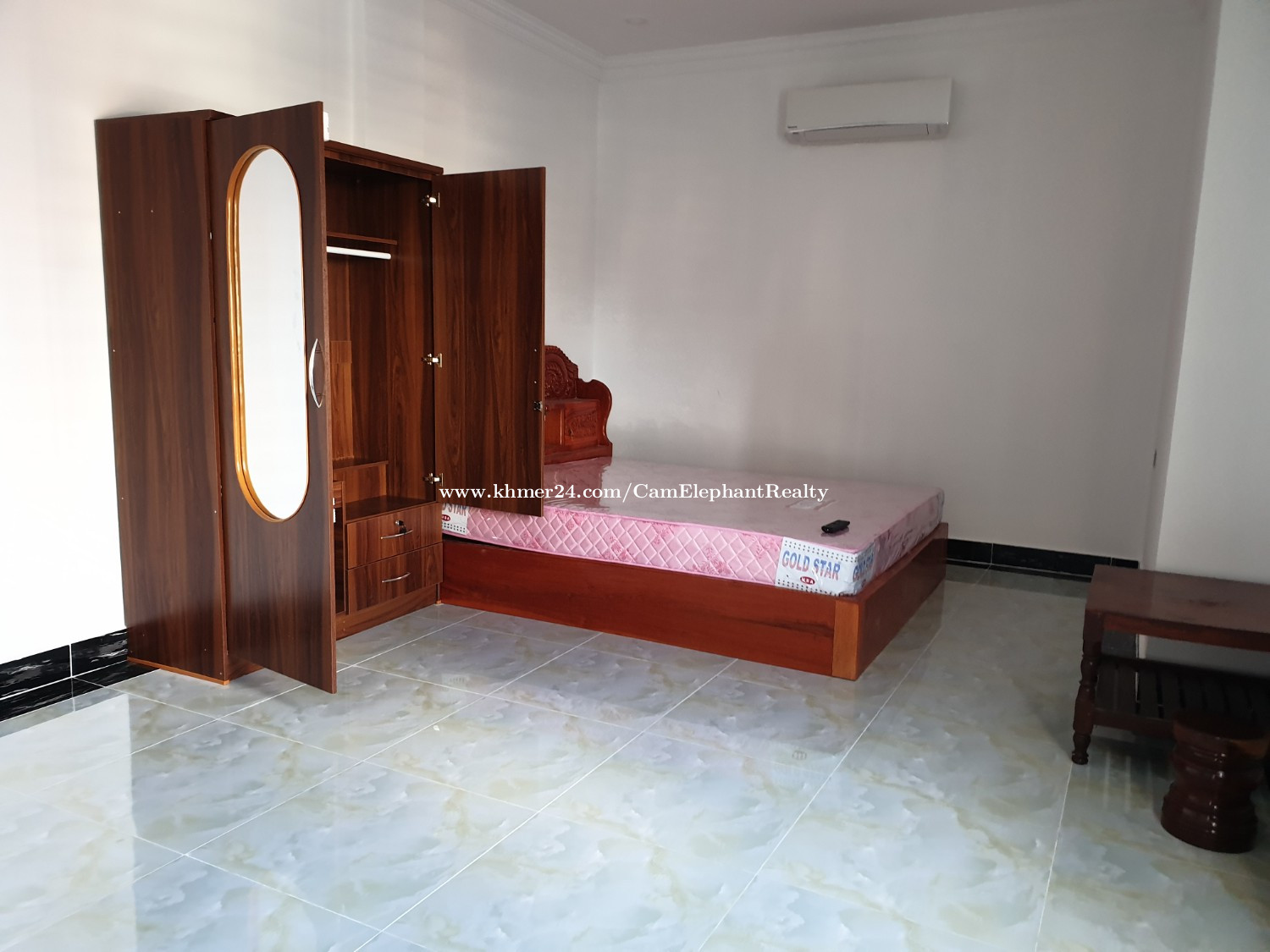 Nice Western Apartment 1Bedroom Fully furnished BKK2