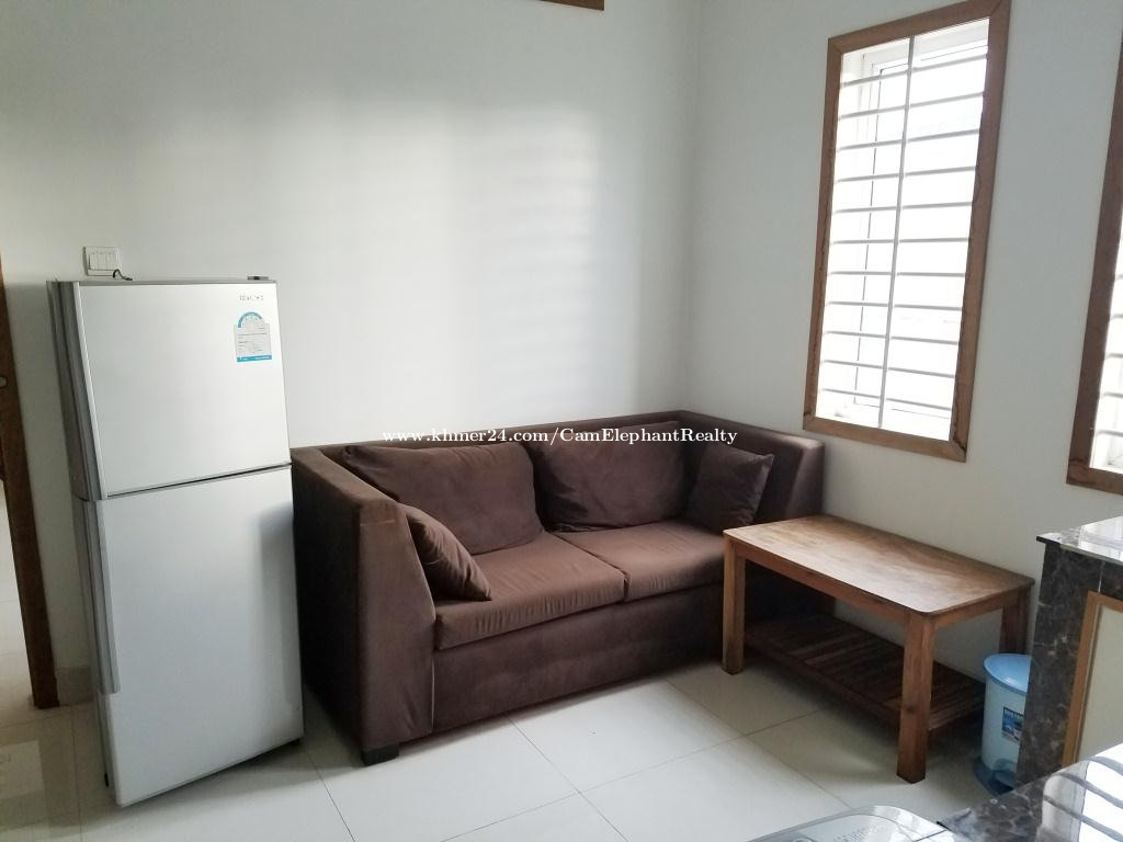 Western Apartment 1Bedroom with balcony BKK3