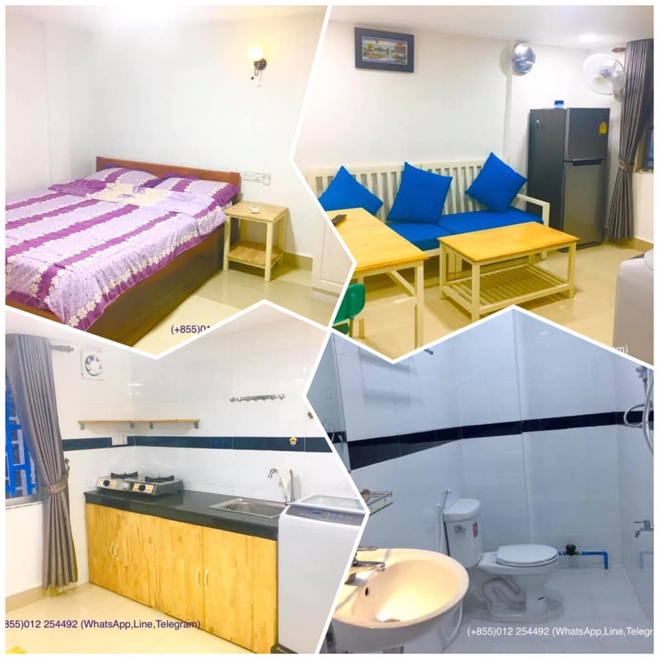 1 Bed 1 Bath Brand New Furnished Apartment for Rent,CIA