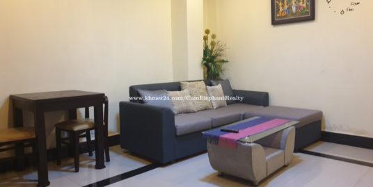 Western Apartment 1Bedroom *elevator near Sorya Mall, Daun Penh