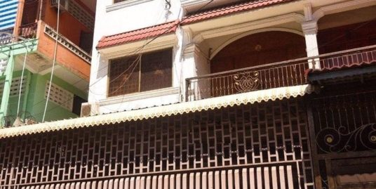 House for Rent at Phnom Penh