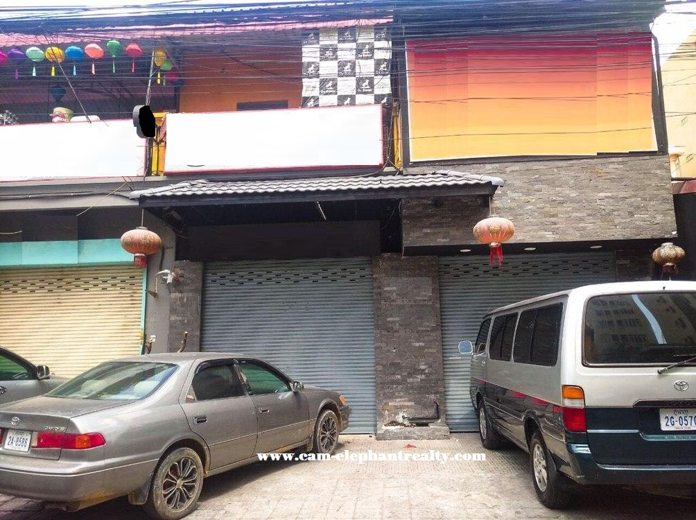 Business Flat for Rent at Boeung Pralit