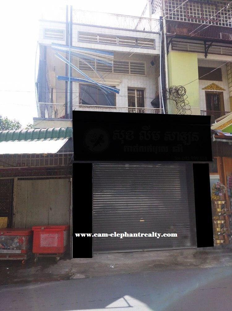 House for Rent at BKK3 (E0+E1)