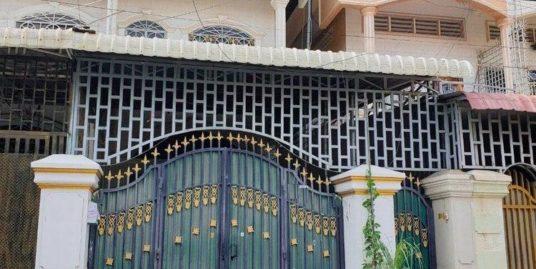 6Bed House for Rent at Boeung Keng Kang 3
