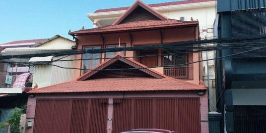 3Bed House for Rent near Toul Sleng Museum