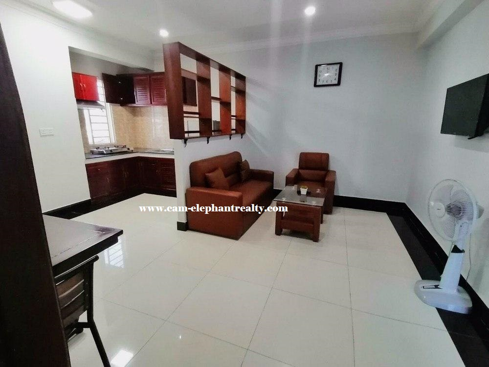 1Bedroom Apartment for Rent in BBK3