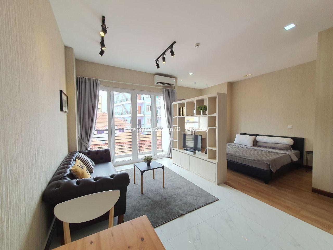 Crystal Condominium for Rent (Boeung Tompon)