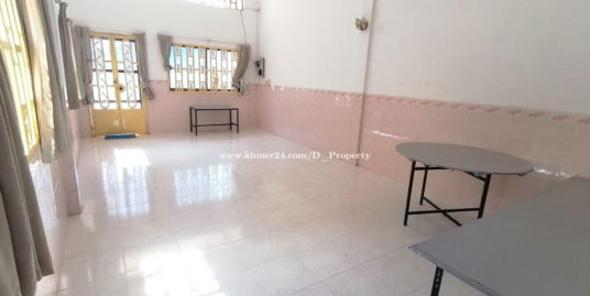House for Rent at BKK3 (2bedrooms)