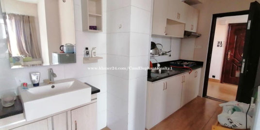 Condo for Rent in Boeung Trabek (1 Bedroom)