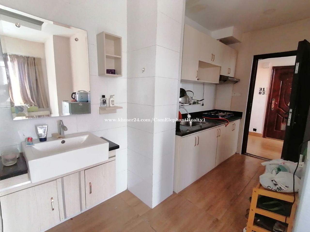 Condo for Rent in Boeung Trabek (1 Bedroom)