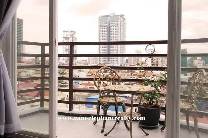 Apartment for Rent near Toul Sleng (2 Bedroom)