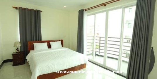 Apartment for Rent at BKK2 (near Toul Sleng)