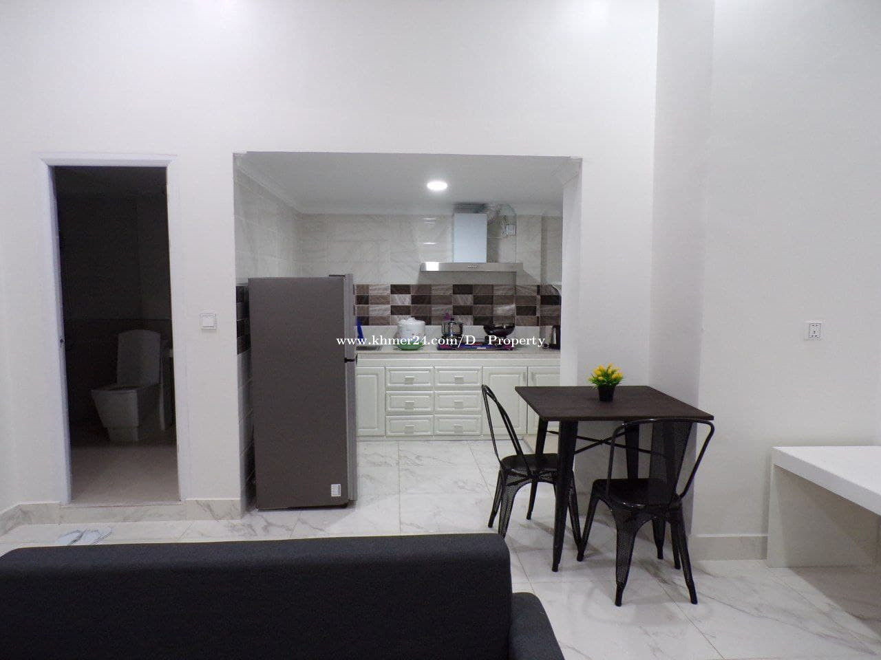 Apartment for Rent (1Bedroom; BKK3)