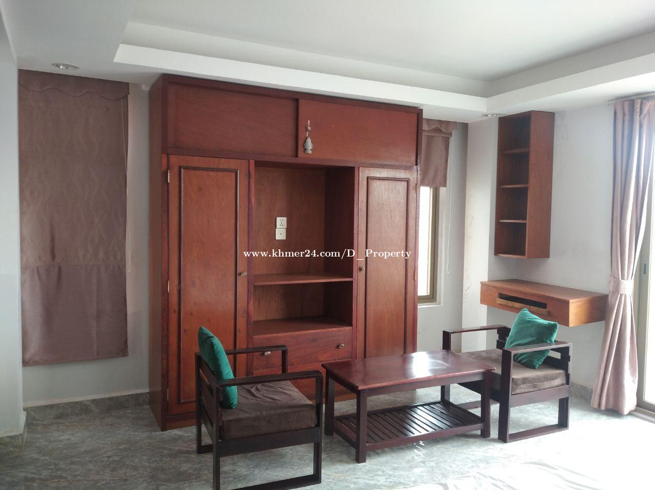 Apartment for Rent (1B Toul Kork Area)