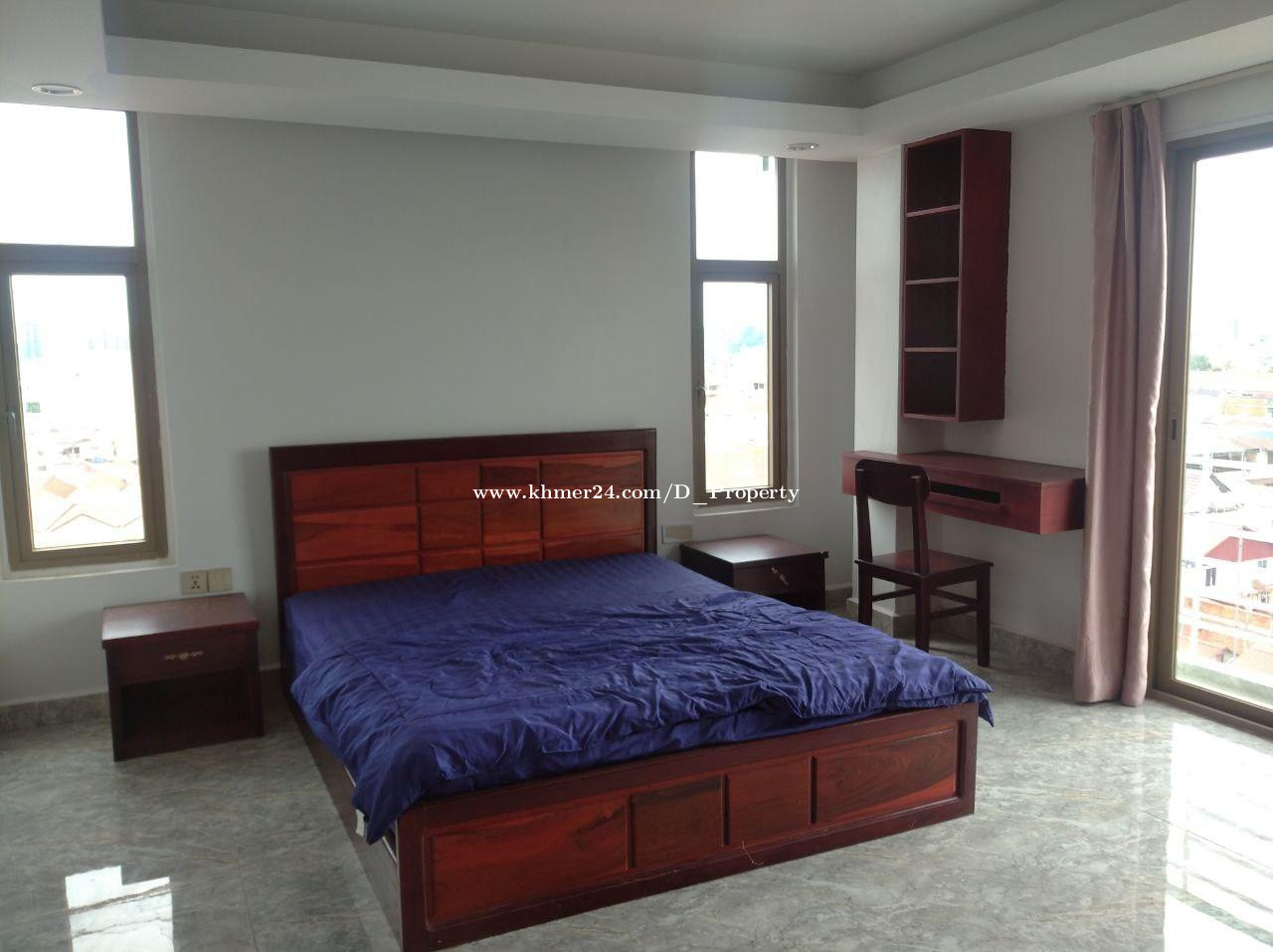 Apartment for Rent (2B Toul Kork Area)
