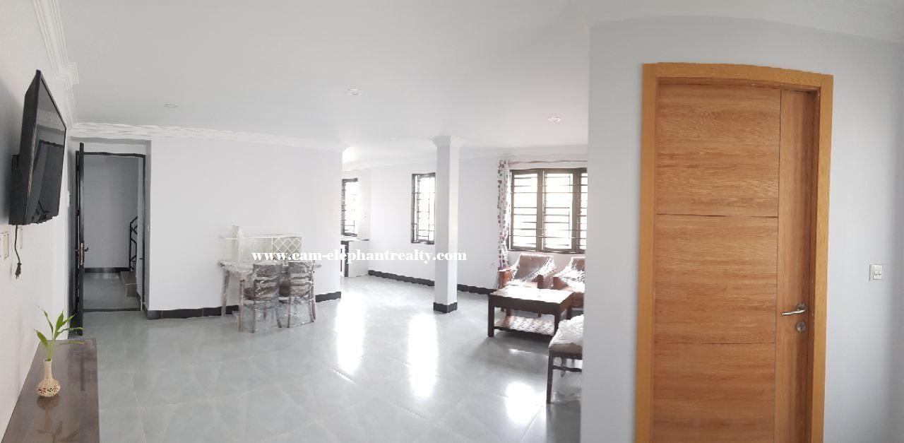 Apartment for Rent (1bed; Boeung Tompon)