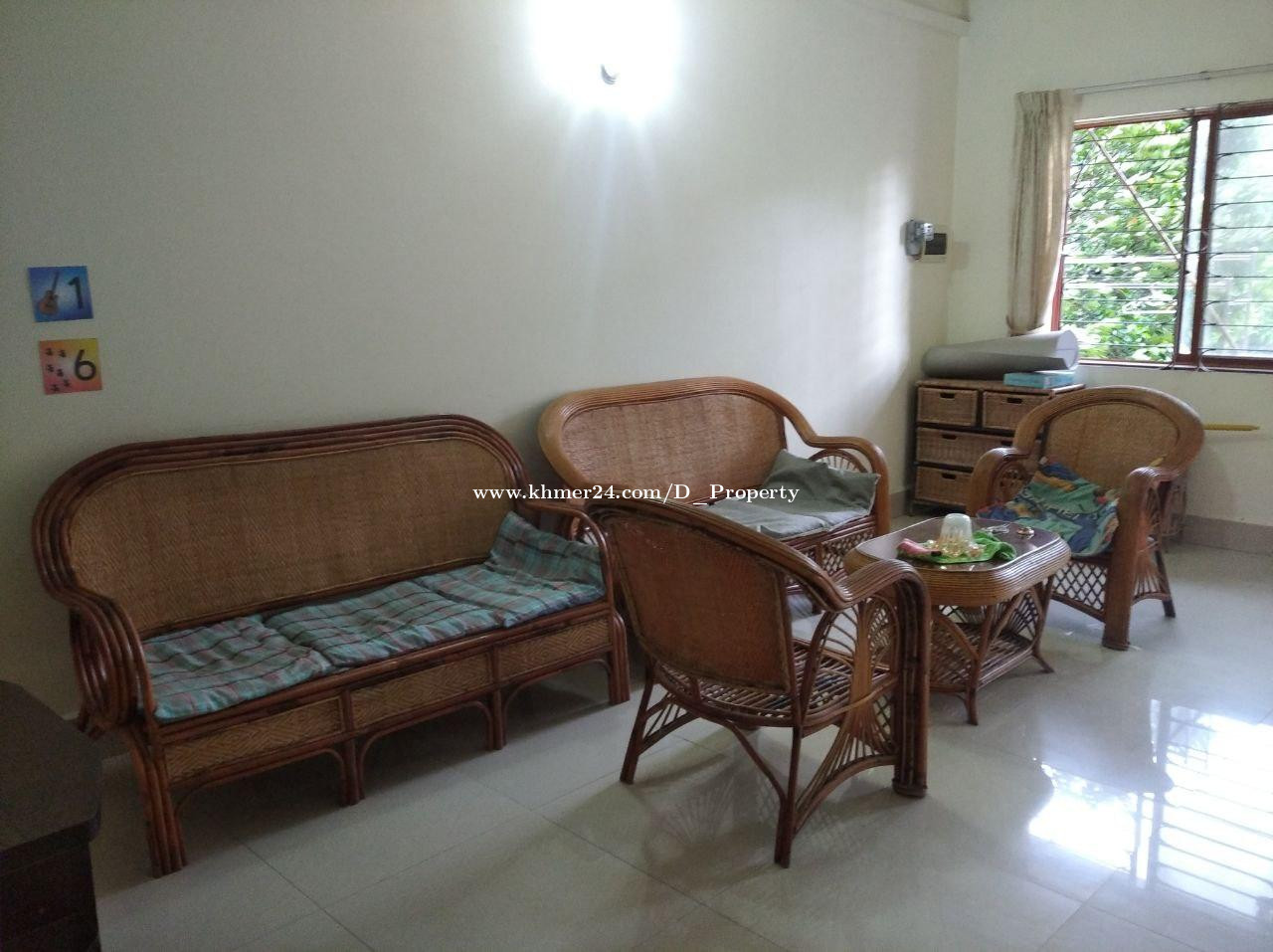 2 Bedrooms Apartment for Rent (Tuol Kork)