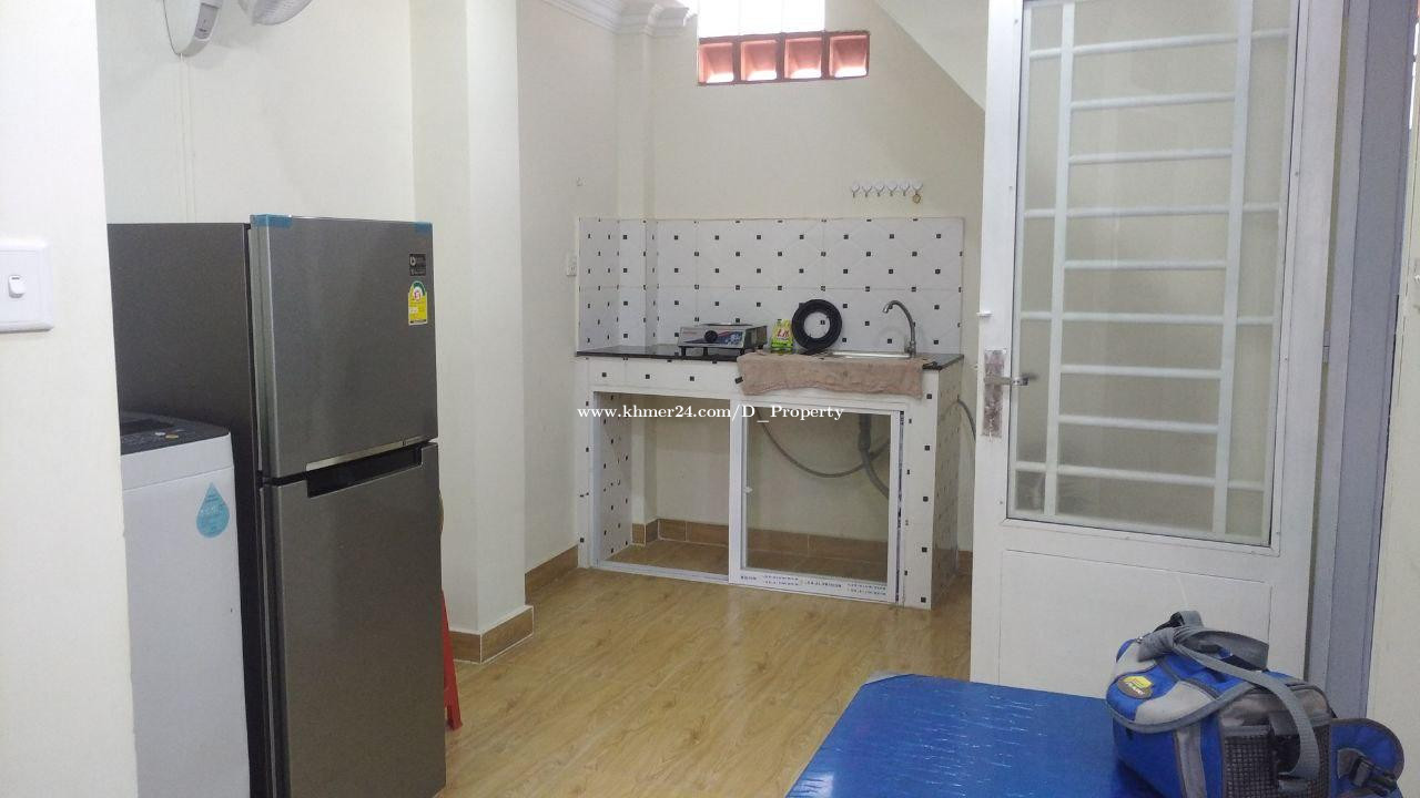 Apartment for Rent (1B; BKK2 near Olympic Market )