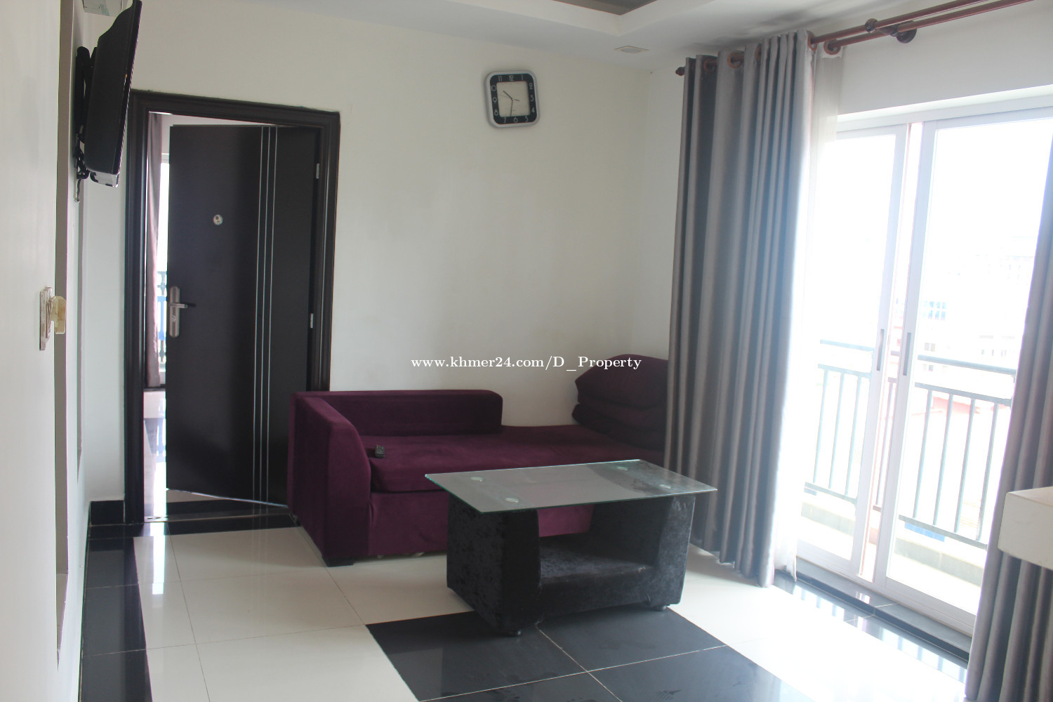 Apartment for Rent (1B; Tomnub Teuk)
