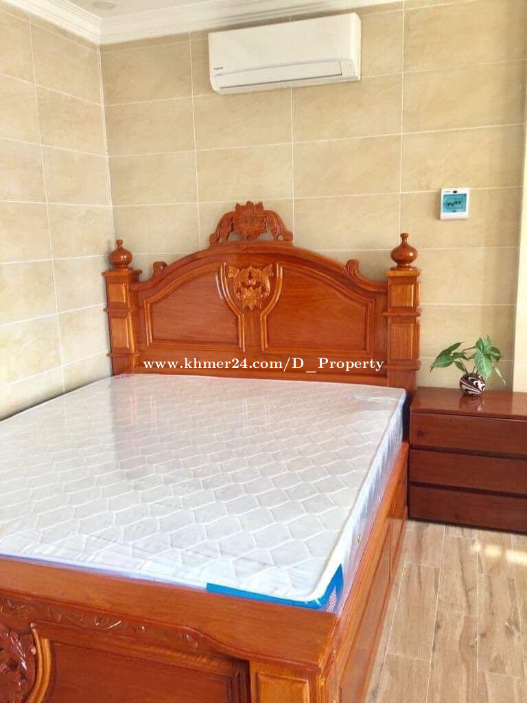 Apartment for Rent (1Bedroom; Toul Tompong)